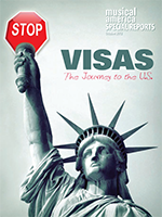Visas: The Journey to the U.S.