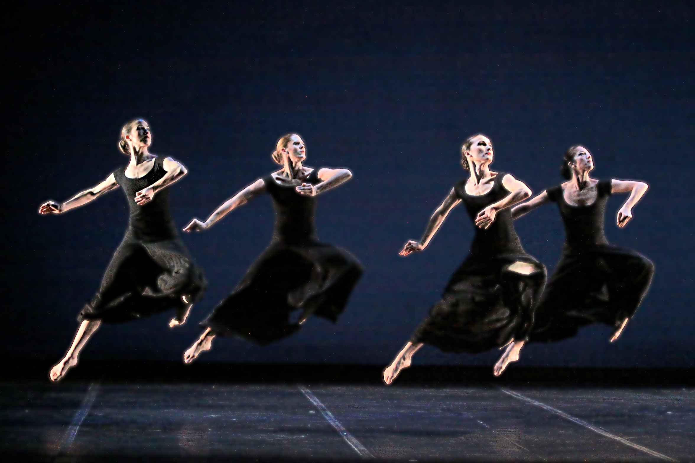 Martha Graham Dance Company in Taipei