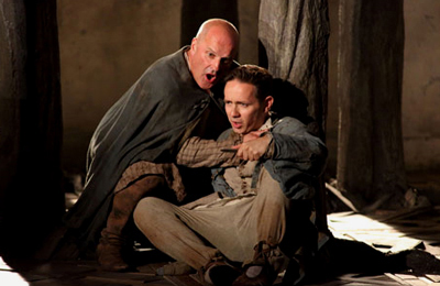 Christopher Purves and Iestyn Davies in Munich
