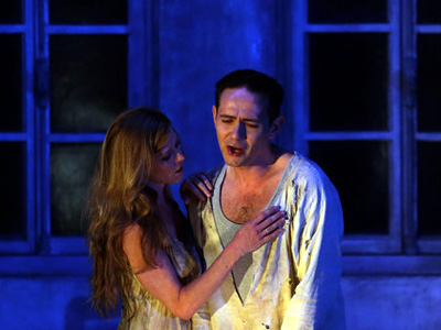 Barbara Hannigan and Iestyn Davies in Munich
