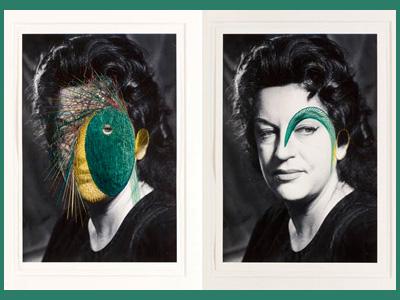 Astrid Varnay by Maurizio Anzeri
