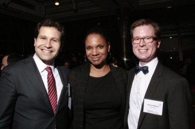 Sean Gross, 21C Media Group, Inc.; Musician of the Year Audra McDonald, Andrew Elsesser, IMG Artists
