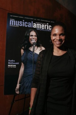 Musician of the Year Audra McDonald