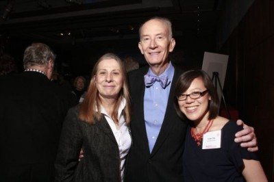 Barbara Haws, archivist and historian, New York Philharmonic, Sedgwick Clark, Vivian Chiu, Steinway & Sons
