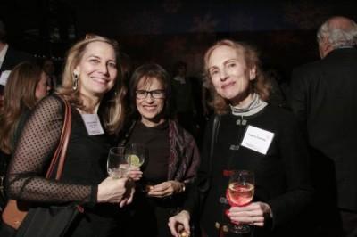 Shirley Kirshbaum, Kirshbaum Demler & Associates, Constance Shuman, Shuman Associates, Eugenia Zukerman