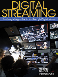 Digital Streaming: Reaching a Larger Audience through Digital Means