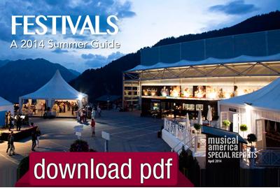 2014 Summer Festivals