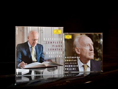 Beethoven Piano Sonatas played by Maurizio Pollini