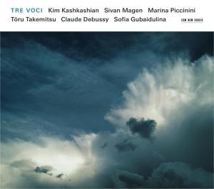Kashkashian - Tre Voci Cover 2345