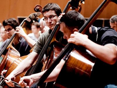 Munich Philharmonic basses