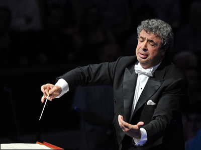 Semyon Bychkov in 2013 in London