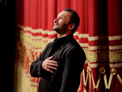 Kirill Petrenko in Munich's National Theater