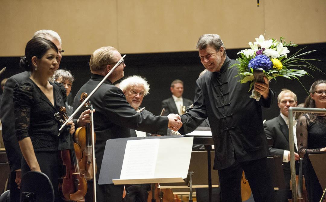 SIBELIUS FESTIVAL 2015. SYMPHONY CONCERTat 7 p.m. Sibelius Hall (sold out)BBC Symphony OrchestraOkko Kamu, conductorSergey Malov, violin           Violin ConcertoSymphony No. 2