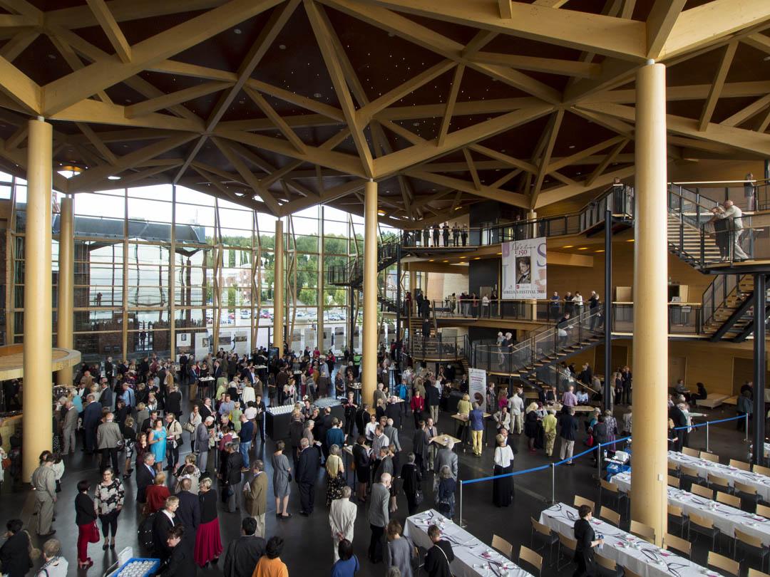 SIBELIUS FESTIVAL 2015. Sibelius Hall.