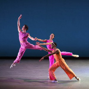 Arron Scott, Stella Abrera and Calvin Royal III in After You. Photo: Rosalie O'Connor.