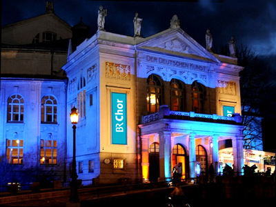 Prinzregententheater in Munich