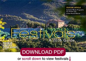 2016 Festivals