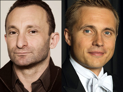 Kirill Petrenko and Vasily Petrenko