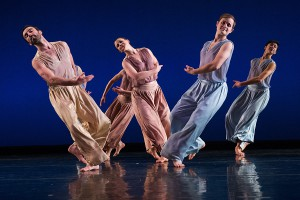 Mark Morris Dance Group in The. © Mat Hayward.
