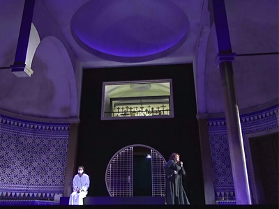Parsifal at Bayreuth in 2016