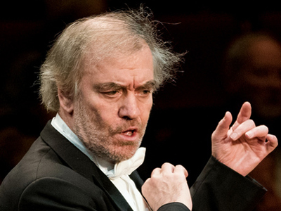 Valery Gergiev in Munich in November 2016