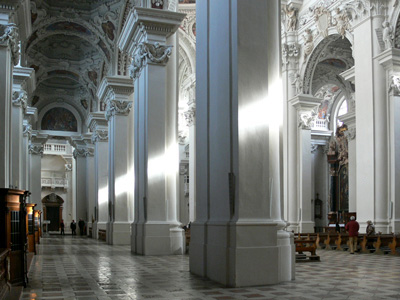 Passau Cathedral in Bavaria
