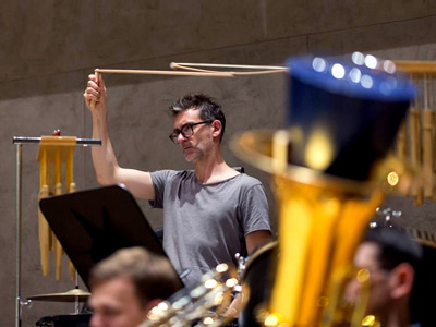 BRSO premieres Mark Andre's whence … whither in the Herkulessaal