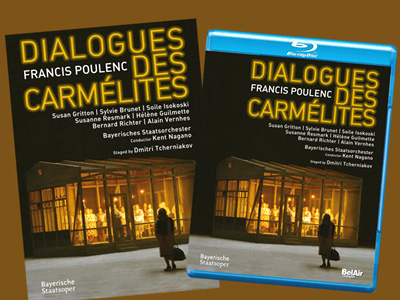 Dialogues des Carmélites on DVD and Blu-ray from BelAir Classiques