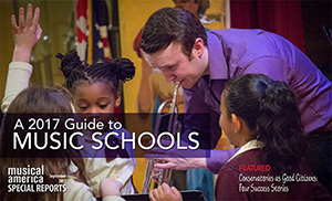 2017-18 Guide to Music Schools