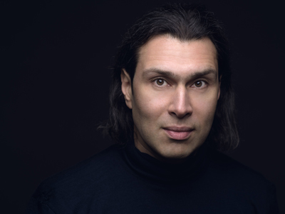 Vladimir Jurowski photographed by Simon Pauly in Berlin