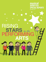 Rising Stars in the Performing Arts