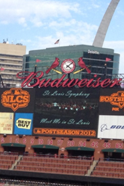 St. Louis Cardinals teams up with St. Louis Symphony
