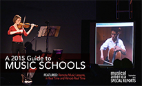 A Guide to Music Schools