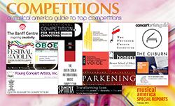 A Guide to Music Competitions