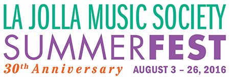 La Jolla Music Society SummerFest