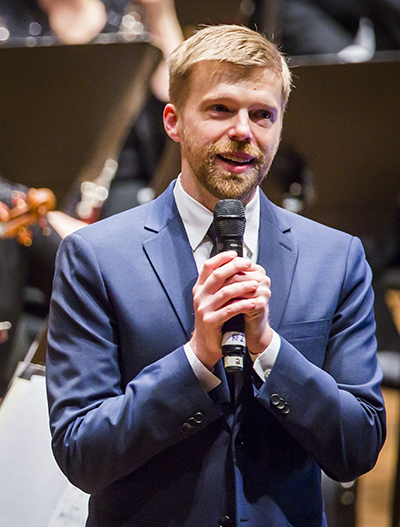 2017 Composer of the Year Andrew Norman