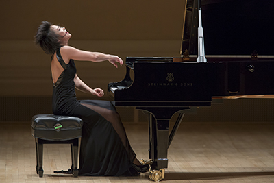 2017 Musical America Artist of the Year Yuja Wang