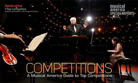 2017 Guide to Top Competitions