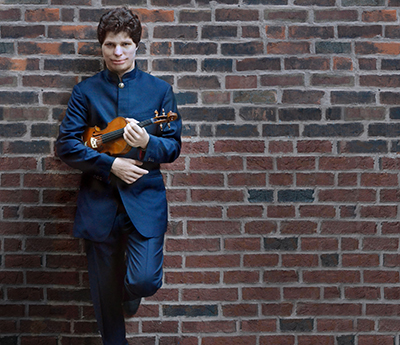 2018 Muscial America Instrumentalist of the Year:<br>Augustin Hadelich