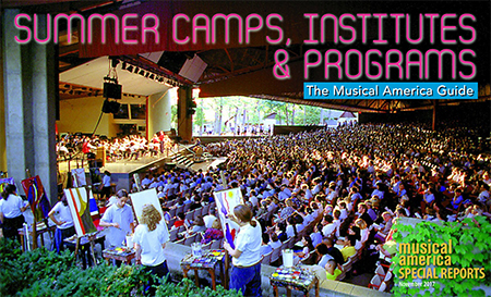 2018 Guide to Summer Camps, Institutes & Programs