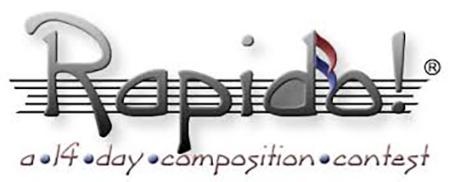 Rapido! A 14 Day Composition Contest