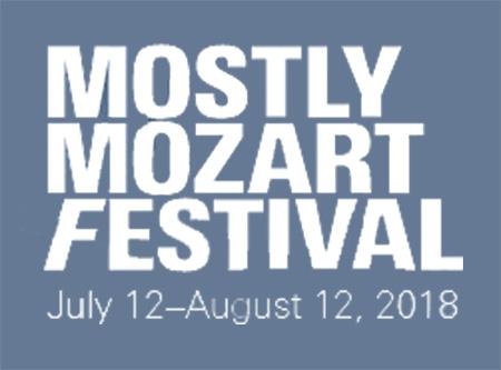 Mostly Mozart Festival