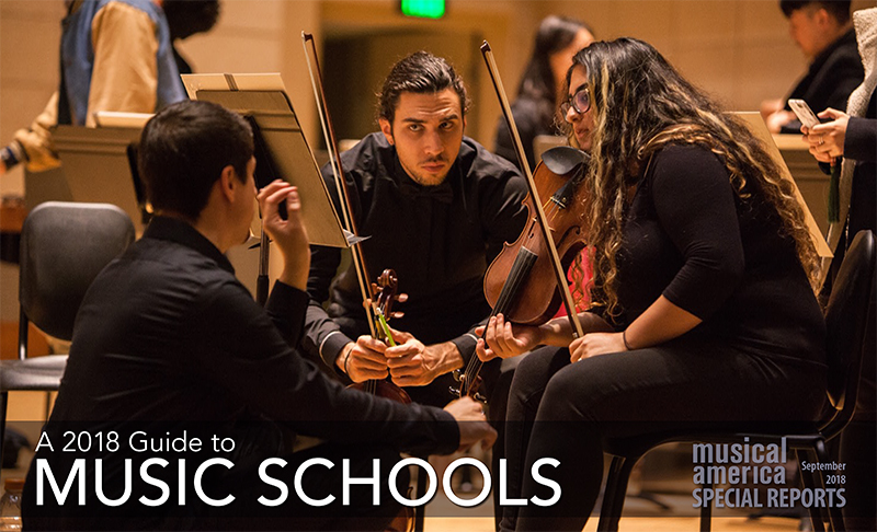 2018-19 Guide to Music Schools