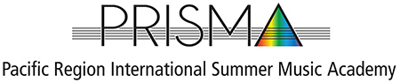 Pacific Region International Summer Music Academy (PRISMA)