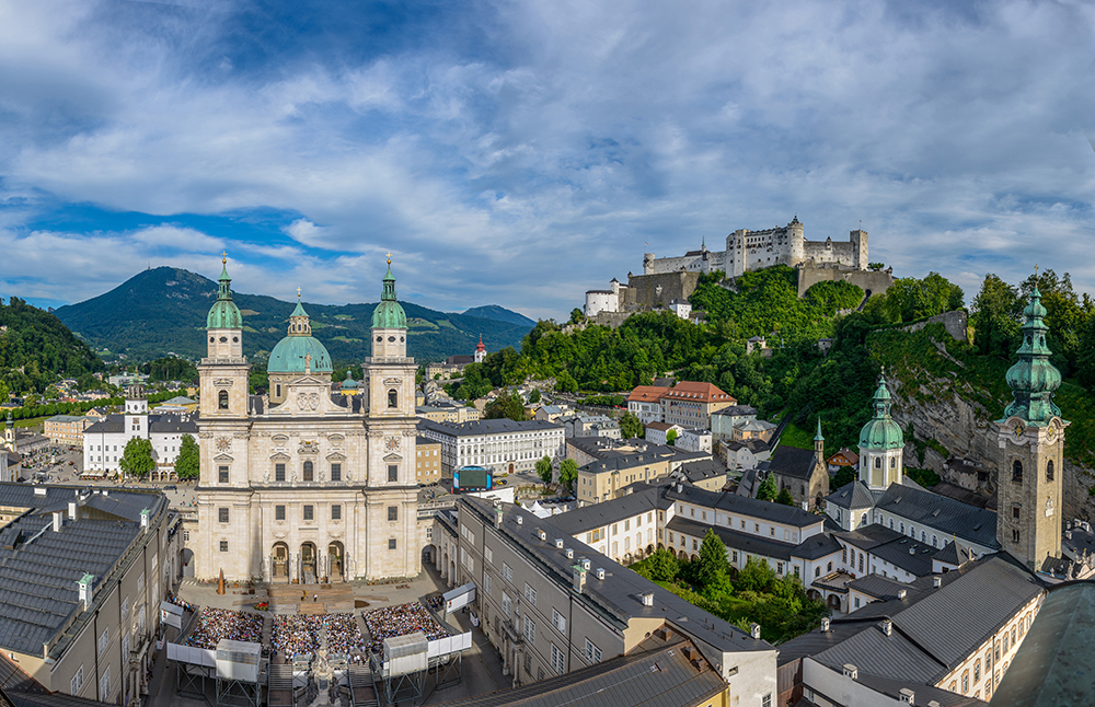 2020 Muscial America Festival of the Year:<br>The Salzburg Festival, Ever Young at 100