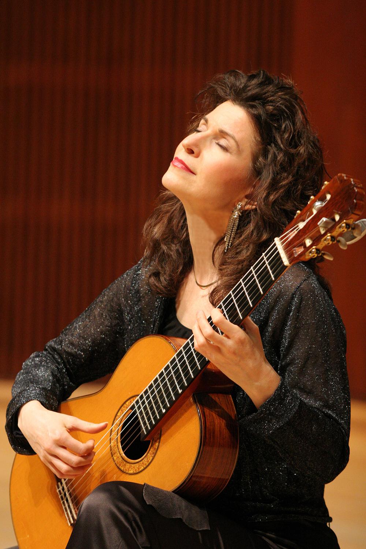 2020 Muscial America Instrumentalist of the Year:<br>Sharon Isbin