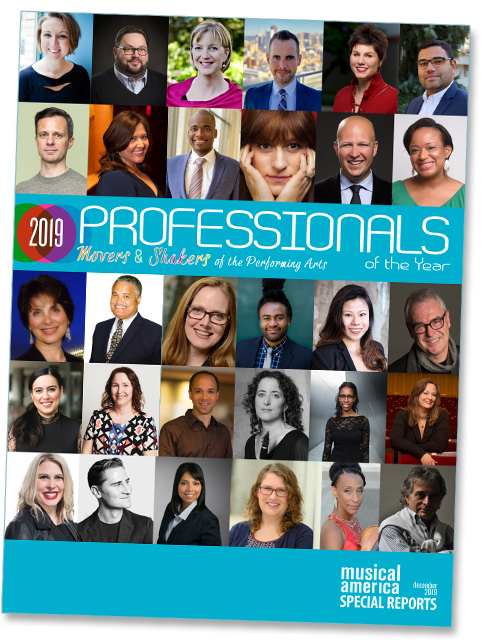 MA Top 30 Professionals of the Year: Movers & Shakers of the Performing Arts