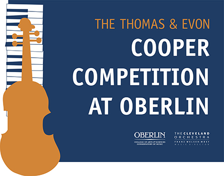 Thomas and Evon Cooper International Competition