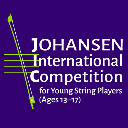 Johansen International Competition for Young String Players (Ages 13-17)