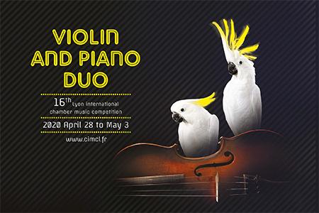 Lyon international chamber music competition